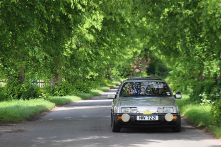 The Ford Sierra Is a 1982 2.0 ghia, I bought it new in December 82, its done 328,000 miles. Built in Cologne in the 'Pre-Production' unit, was then on the plinth in Dagenham for 4 months before being released to the dealer network, I bought it from Charlesworths in Doncaster (long gone Ford dealer)