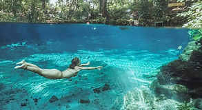 A Swim during an Ometepe Island tour_edi