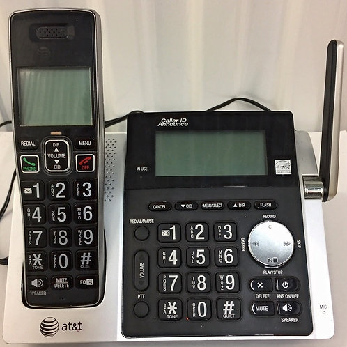 USED - CL83213 Cordless Phone & Answering System by AT&T