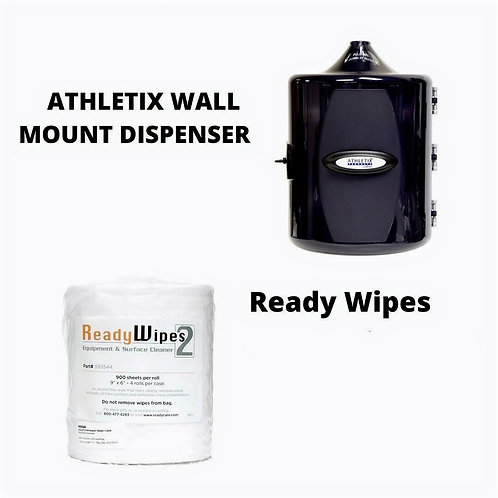Equipment Wipe Bundle