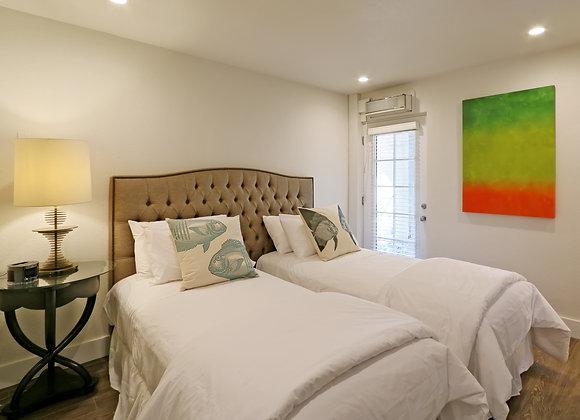 LH Bedroom 2 Room Deposit - 2018 Maui Retreat