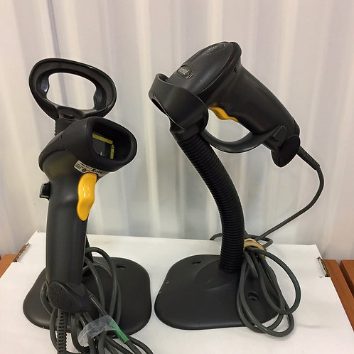 USED - Symbol LS2208 Barcode Scanner With Cable and Stand