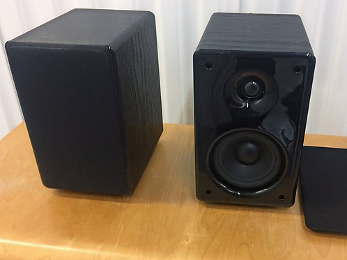 USED - Insignia NS-SH513 Speakers (Pair)