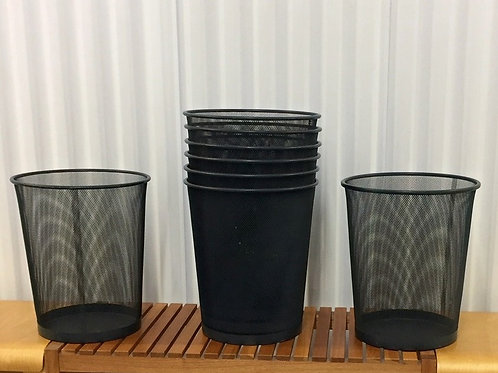 USED - Waste Paper Baskets by Staples