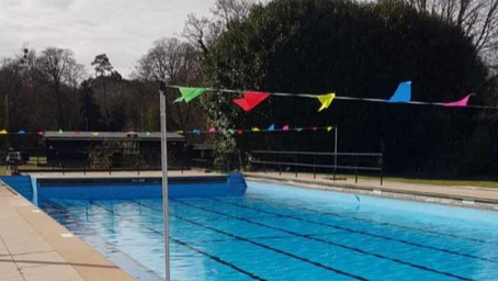 From April 1st we're back... @ the Lido!