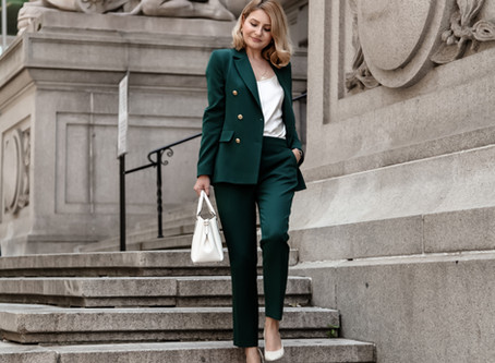 CORPORATE FASHION Is Crucial To Your Business. Learn Why!