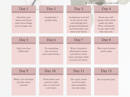 Style Your Confidence Challenge Trend
