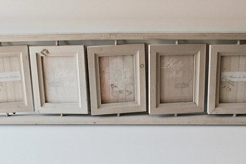 Cadres photo en bois