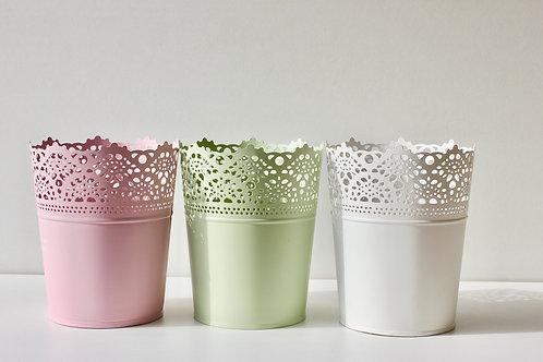 Petits pots à fleurs