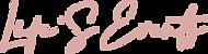 Logo LSE New Charte 2020 - rose-- site i