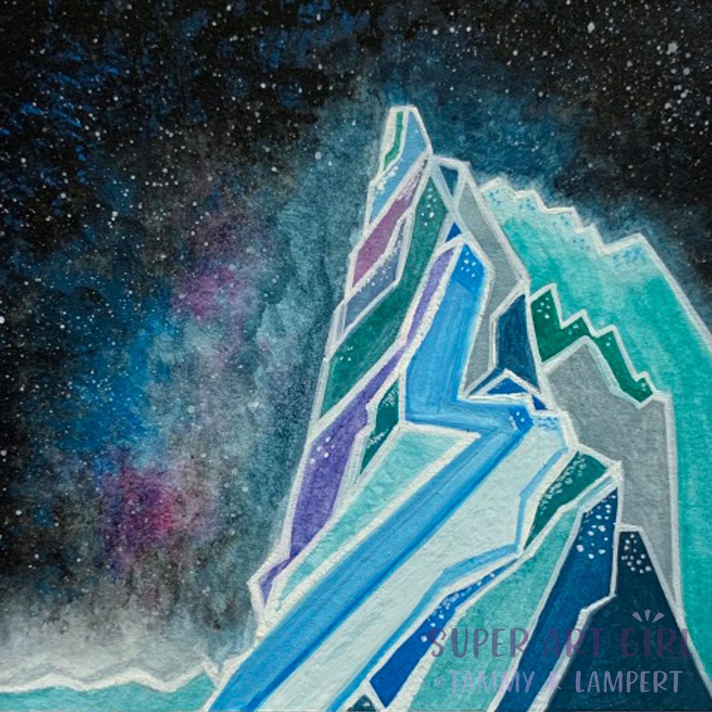Iceberg Galaxy