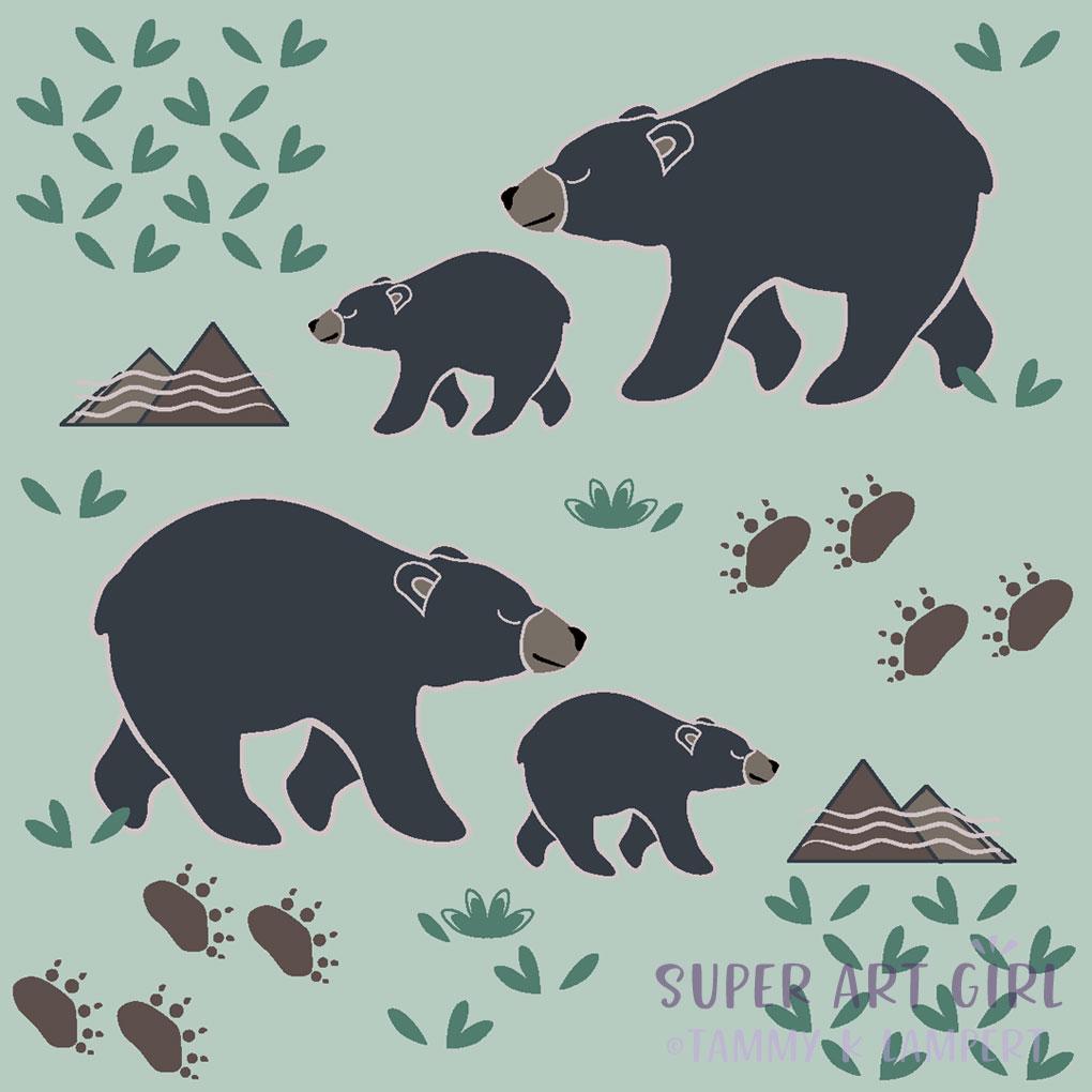 Shenandoah Black Bears