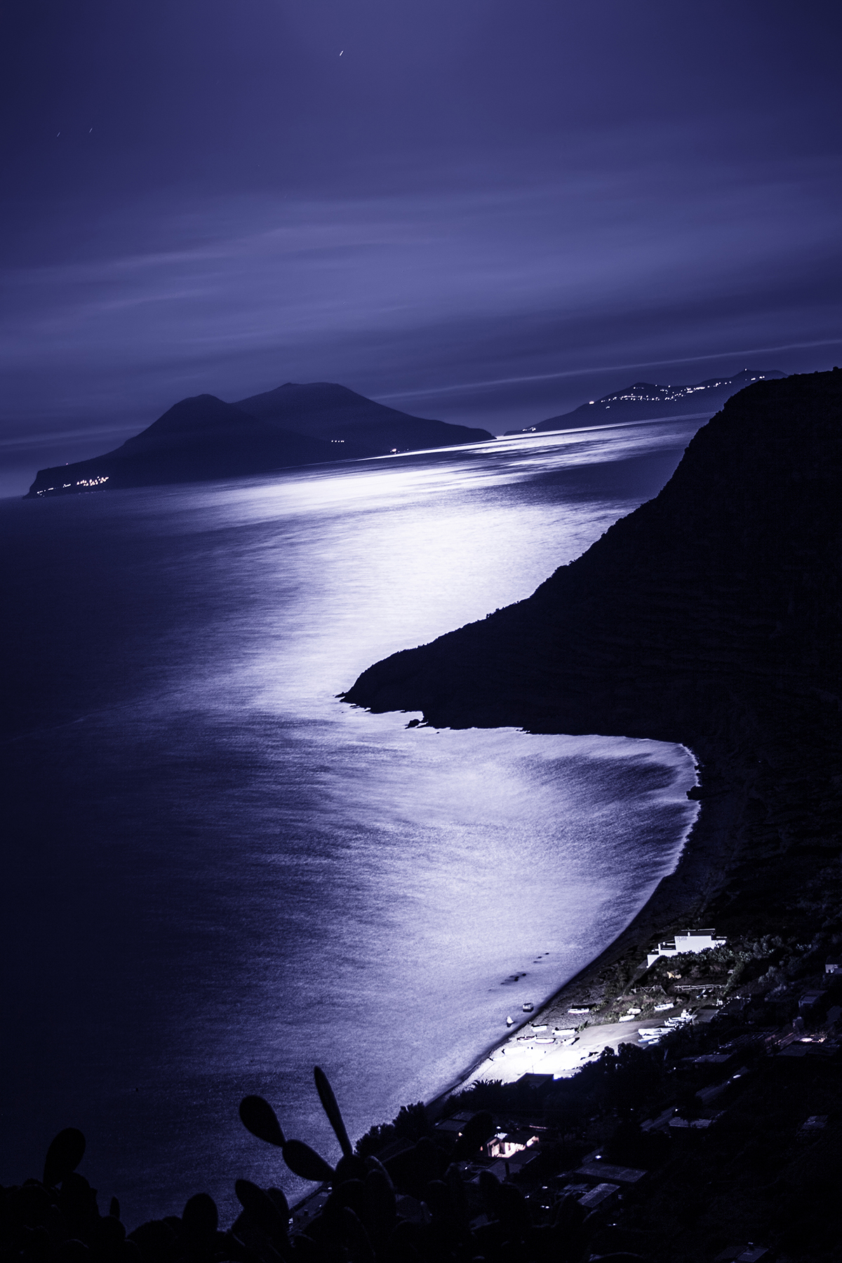 Isla Filicudi, Italia