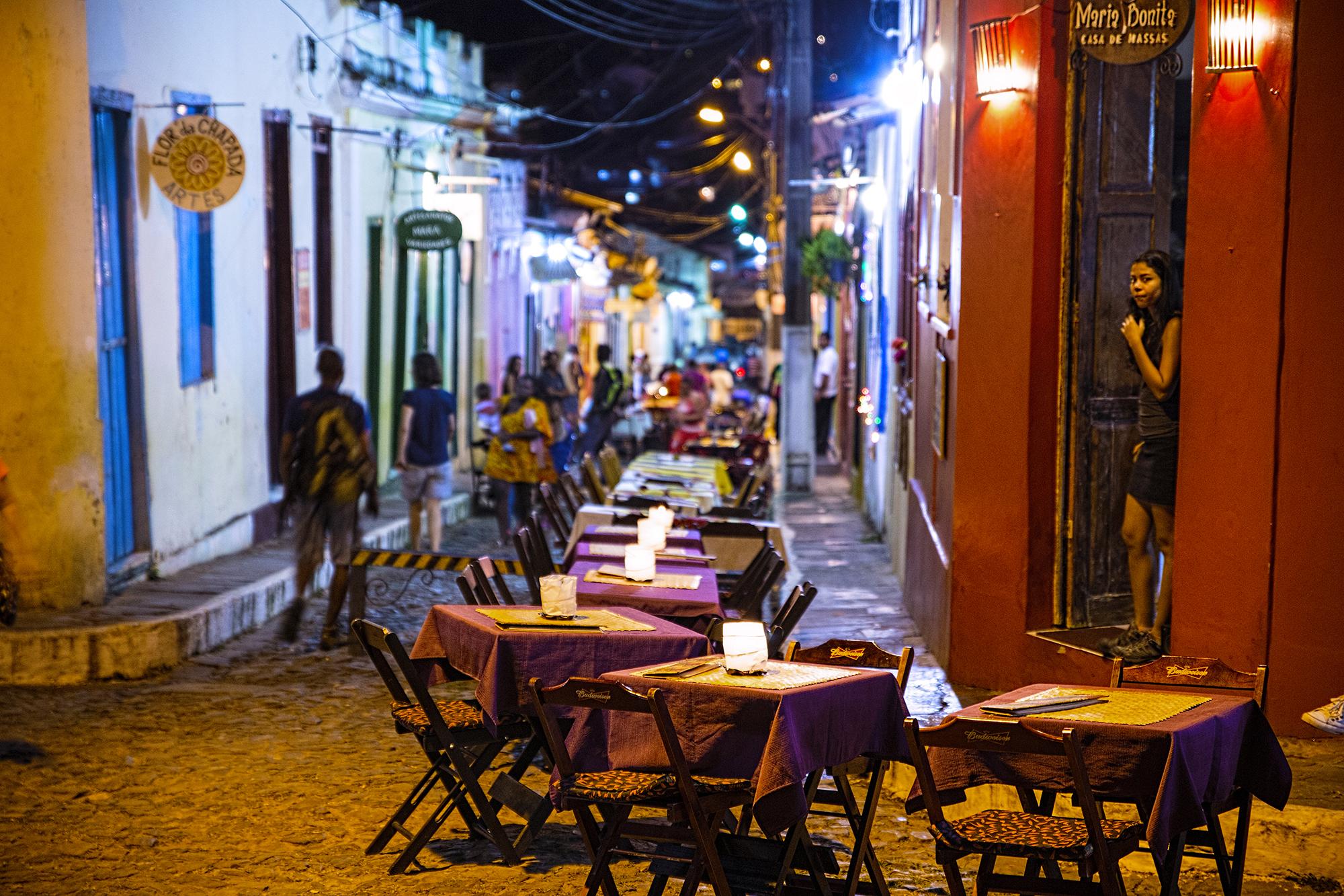 Lencois, Brasil
