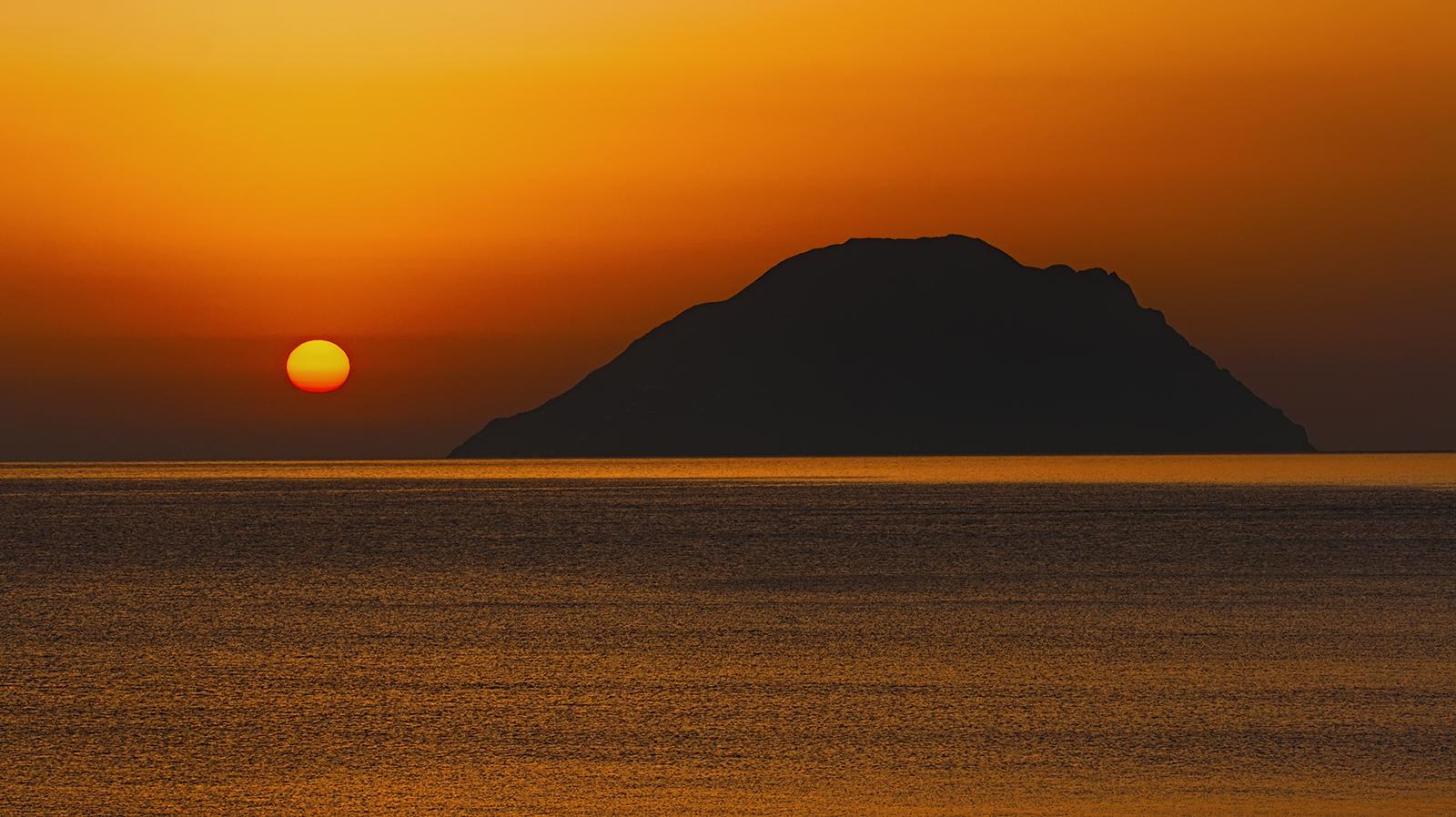 Isla Alicudi, Italia