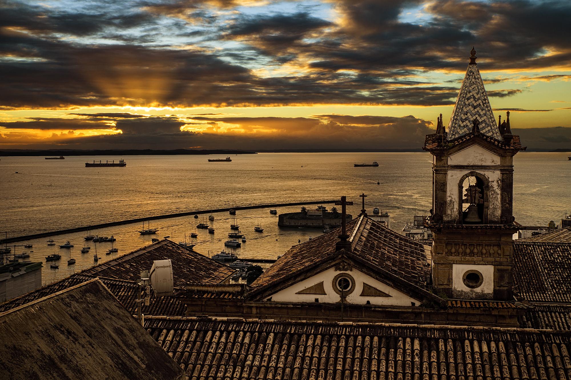 Salvador Bahía, Brasil