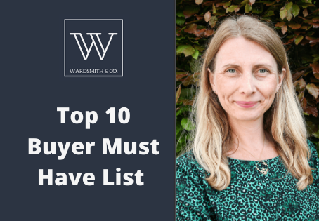 BUYERS TOP 10 'MUST HAVE' LIST HAS CHANGED