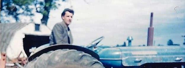 John Barker July 1964