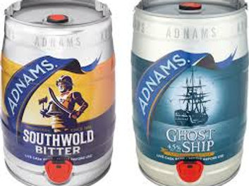 Adnams Mini Keg