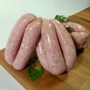 Sausages pack of 8
