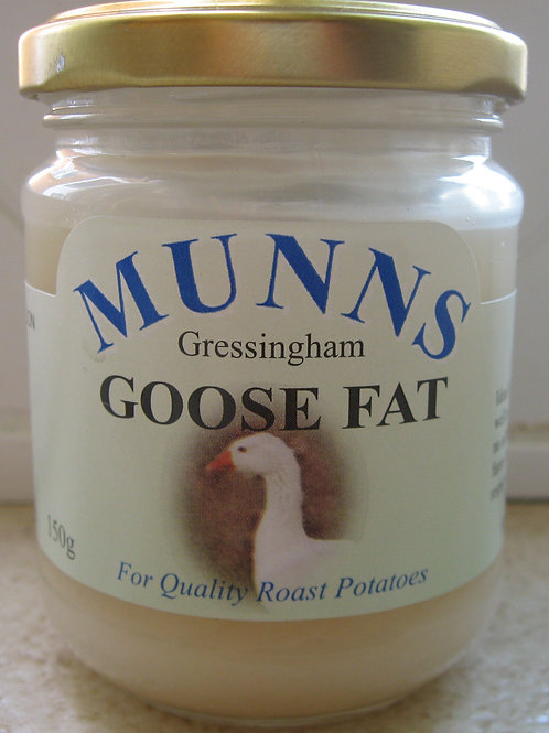 Goose  and Duck Fat