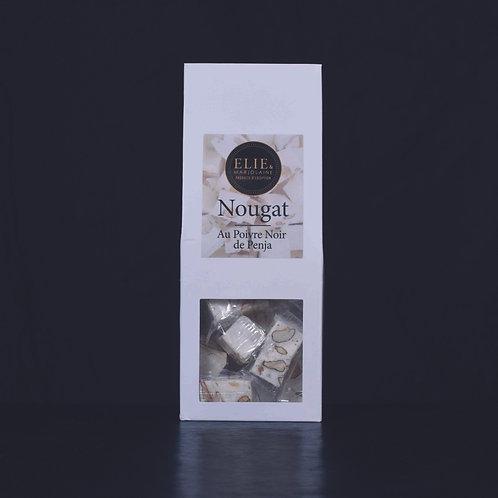 Nougat au poivre noir de Penja Sachet 100 g