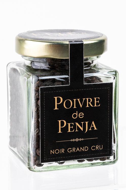 Flacon 55 g Poivre de Penja Noir Grand cru