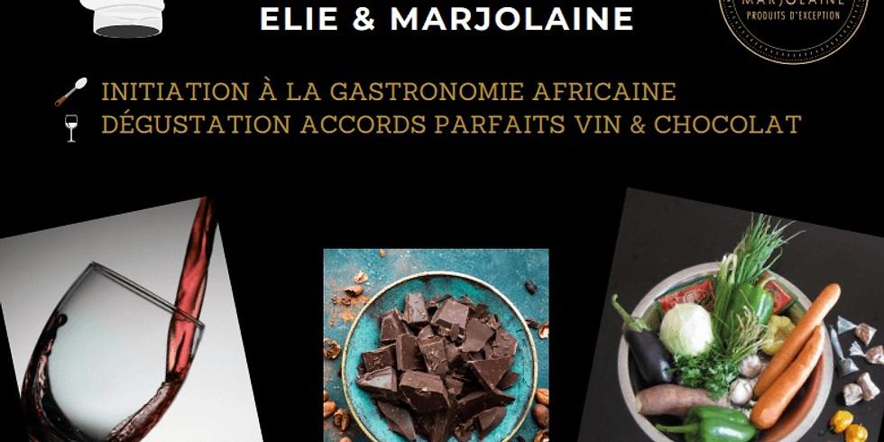 Ateliers Cuisine 'Initiation à la gastronomie Africaine'