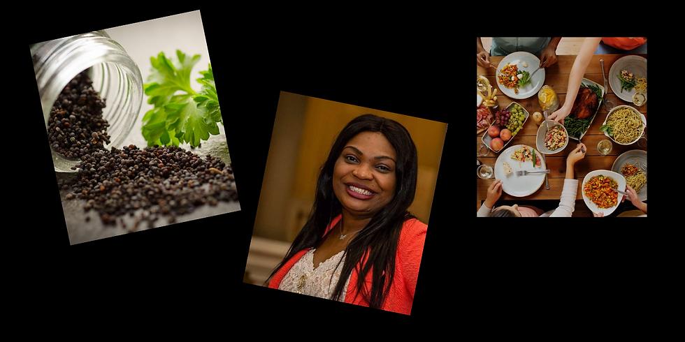 Atelier Cuisine 'Initiation à la gastronomie Africaine'