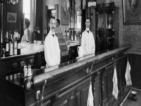 2 Shots At The Bar