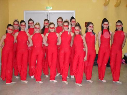 Représentation Carcassonne - Diva Dance