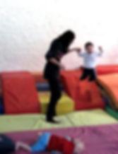 séances parents enfants psychomotricité