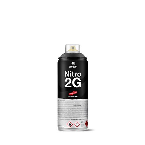 MTN 2G BLACK 400ML