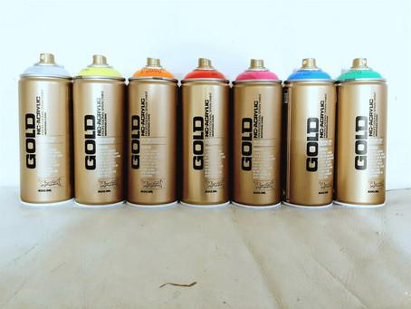 Montana Gold Fluro 7 packs