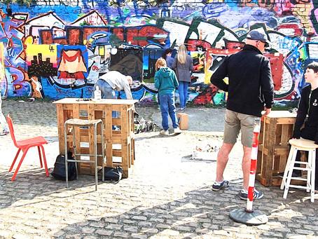 Our Graffiti Art classes are back!
