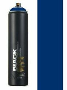 ULTRAMARINE BLUE. MONTANA BLACK 600ML