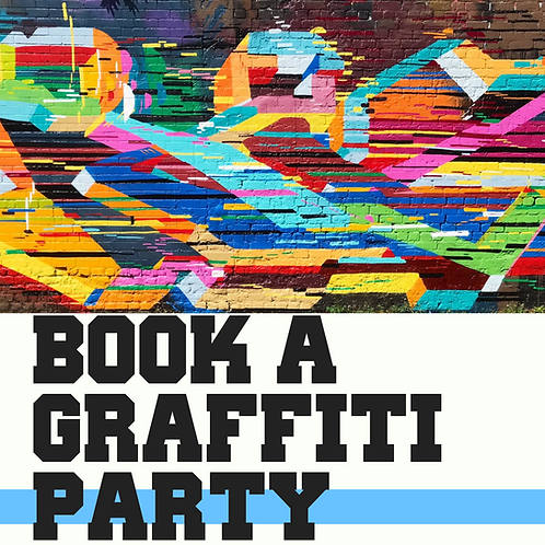 GRAFFITI ART PARTY