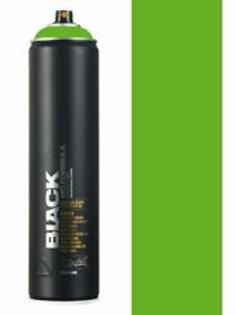POWER GREEN. MONTANA BLACK 600ML