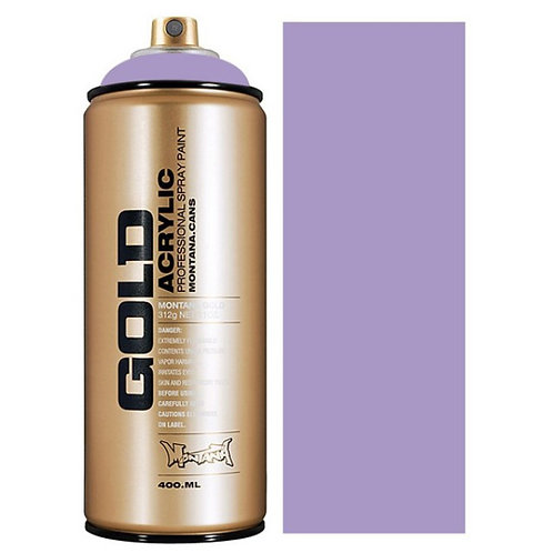 MONTANA GOLD. LIGHT LILAC