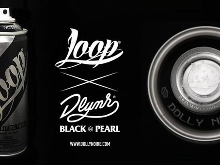 LOOP DOLLY NOIRE / BLACK PEARL