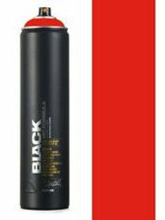 POWER RED. MONTANA BLACK 600ml