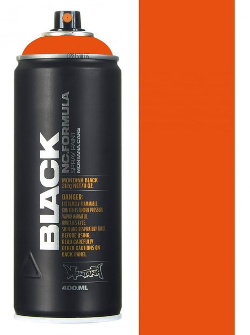 HALLOWEEN. MONTANA BLACK 400ml: