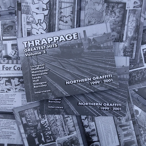 THRAPPAGE GREATEST HITS VOLUME 2 .ZINE