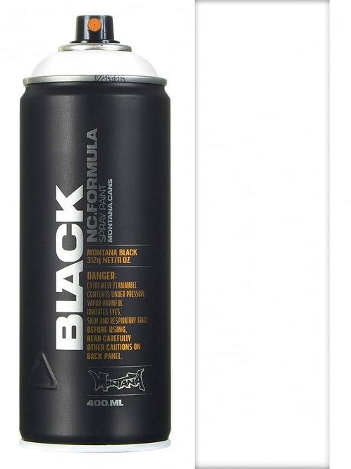 WHITE. MONTANA BLACK 400ml: