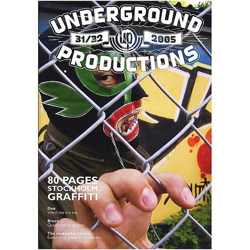 UNDERGROUND PRODUCTIONS 31/32
