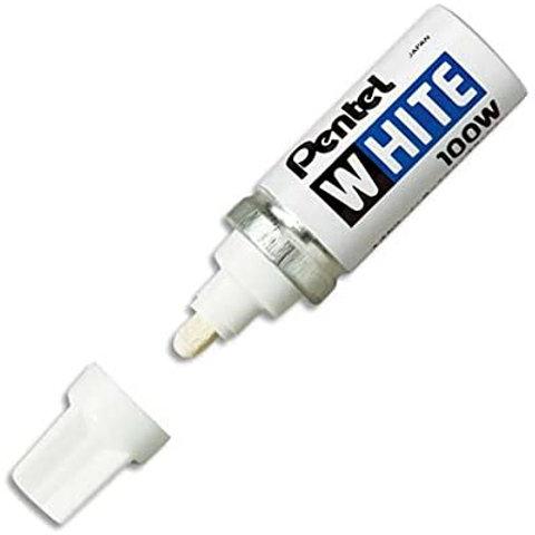 PENTEL WHITE 6mm MARKER