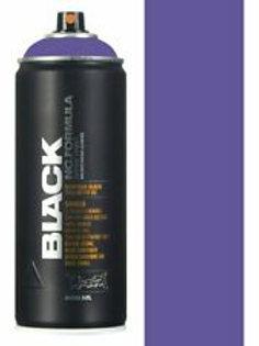BLUE VELVET. MONTANA BLACK 400ml: