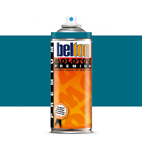 MOLOTOW PREMIUM 400ML. PETROL BLUE