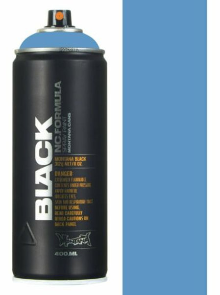 BLUE LAGOON. MONTANA BLACK 400ml: