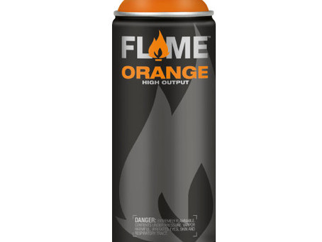 Flame Orange in at £3.60